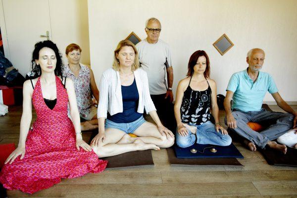 Séance de Méditation de Pleine Conscience avec Nathalie Hannhart à Chambéry