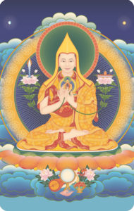 Founder of New Kadampa Tradition