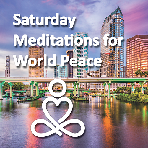 Saturday Meditations for World Peace with Danilo Conner