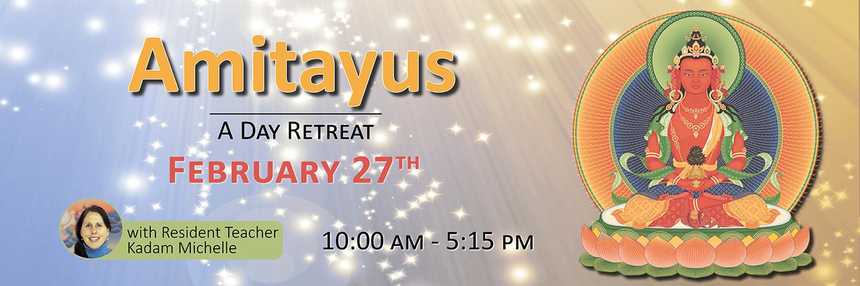 Amitayus Day Retreat 2021