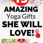15 amazing yoga givts she will love