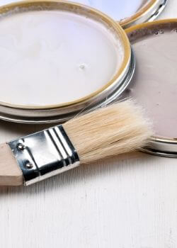 beige colors to paint a relaxing room