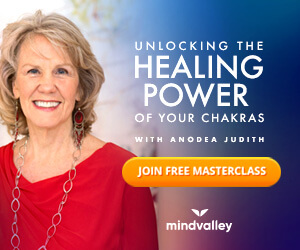unlocking the healing power of your chakras with anodea judith