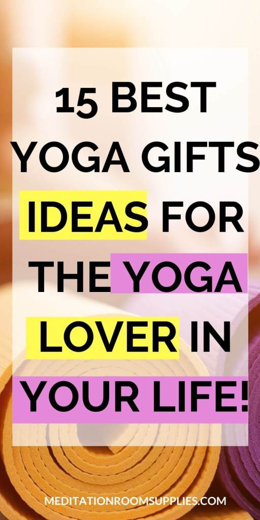 15 best yoga gifts ideas for the yoga lover in your life