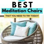 16 best meditatio chairs that you need to try today