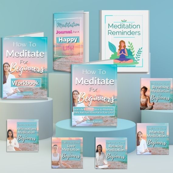 product how to meditate for beginners kit