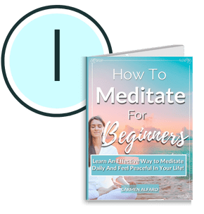 step 1 how to meditate for beginners ebook