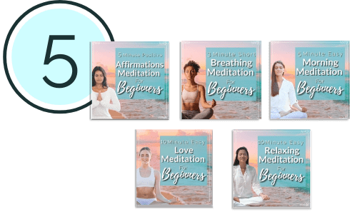 step 5 guided meditation for beginners