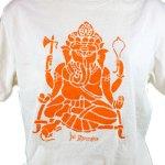 spiritual t-shirts - ganesha