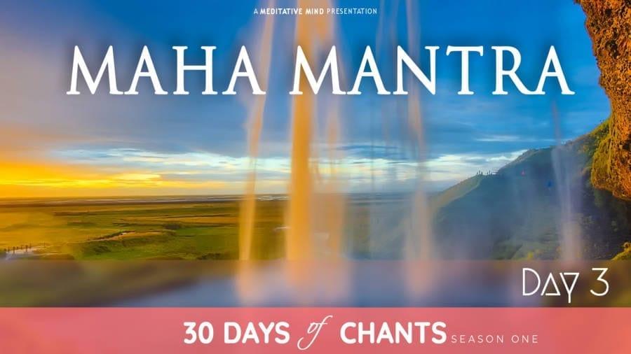 Day 3 | HARE KRISHNA | Maha Mantra