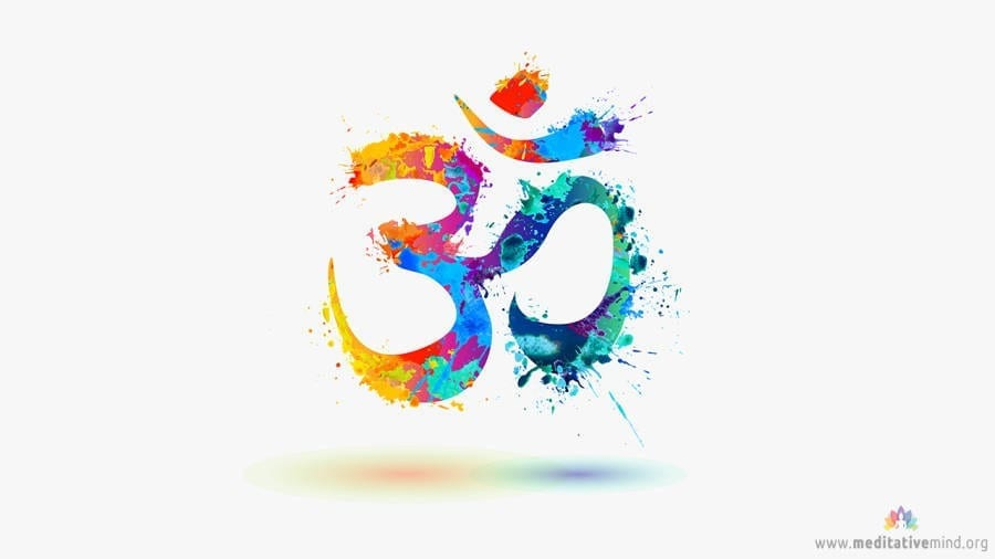 OM Colorful Wallpaper