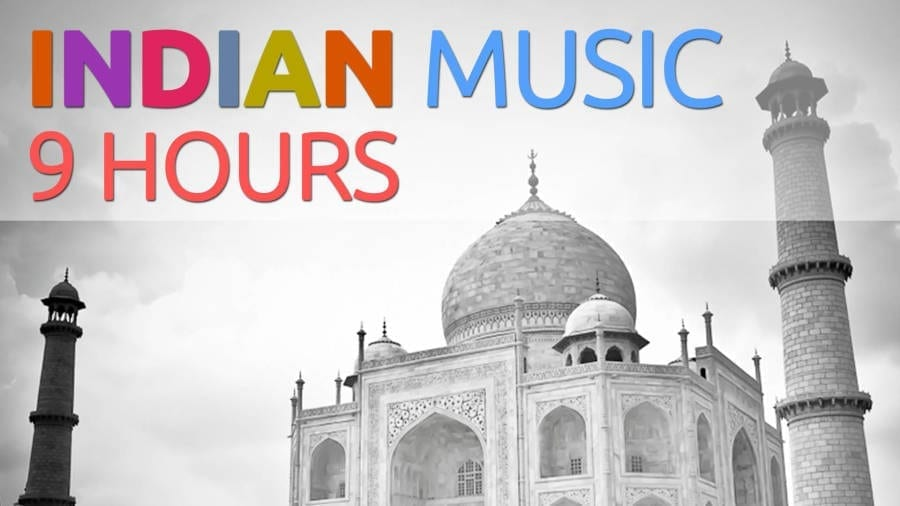 9 Hour Indian Background Music for Meditation, Yoga and Relaxation
