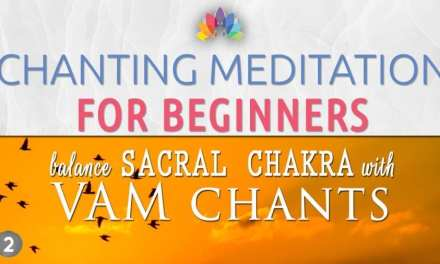 Fill Yourself with JOY and WARMTH by Opening your Sacral Chakra