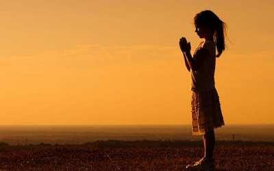 I liked this interpretation of prayer