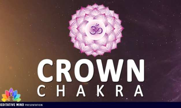 Crown Chakra Activation Technique and Divine Music to Support your Meditation