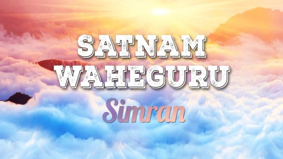 Benefits of Simran Satnam Waheguru_(Chanting Meditation) on Mind and body