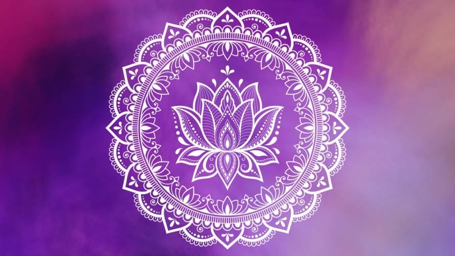 432Hz Music : White Mandala Meditation for Inner Peace and Light
