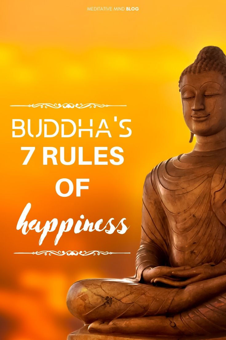 These incredible words of wisdom from derived from buddhist philosophy will help you live your life fully and with utmost inner happiness