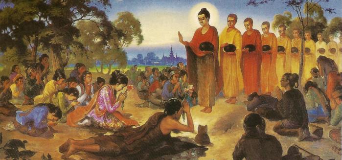 Il Sangha - Spiritualità e pratica buddhista