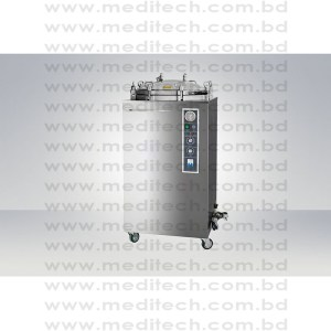 Vertical Pressure Stream Sterilizer