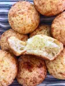 Gluten Free Cheese Breads