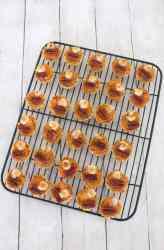 Phyllo Shells Sweet Potato Bites