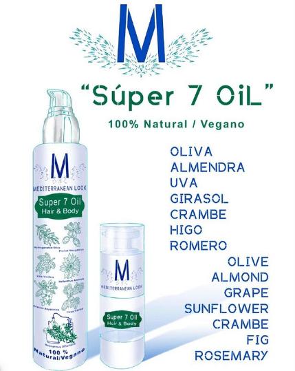 Super 7 Oil 100ml