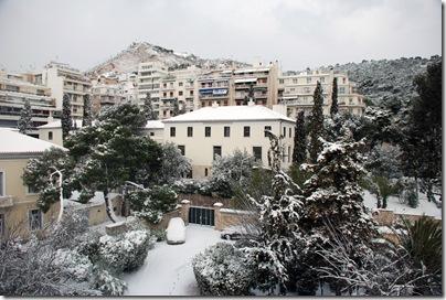 Loring_Snow