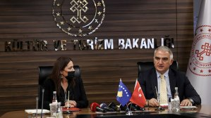 Accord bilatéral Turquie Kosovo