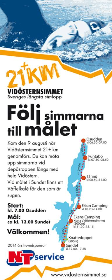 140809 21km in Sweden