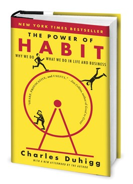 Habit book cover