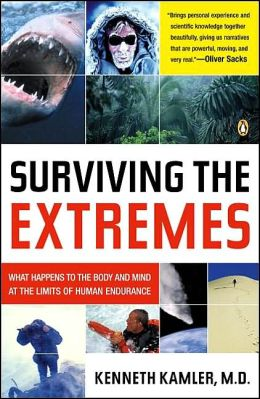 book cover - surviving extremes B