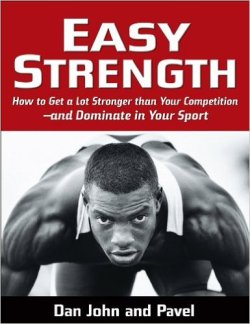 book cover - easy strength