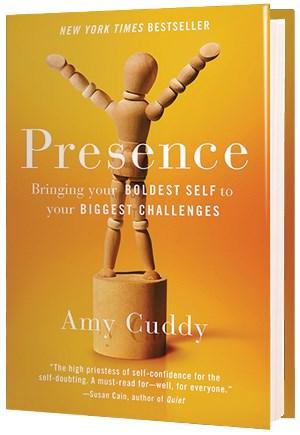 book cover - presence b