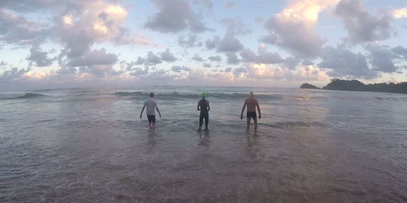 New Swimming Pleasures In The Dominican Republic