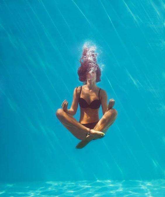 Stroke Training As Meditation