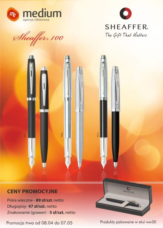 Sheaffer 100 MEDIUM 2