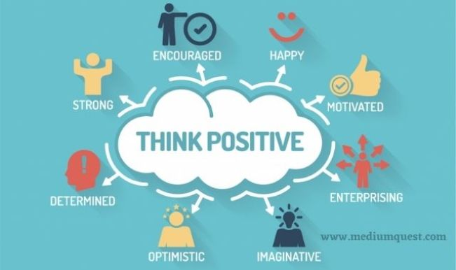 the power of thinking positive