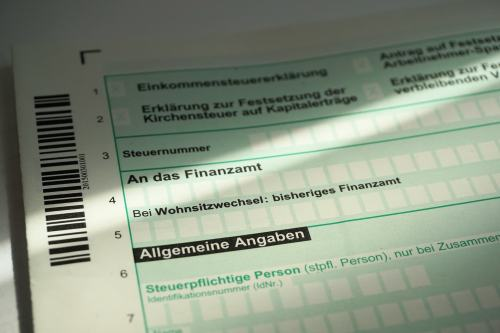 Vorsicht bei unvollständigen Angaben in der ärztlichen Steuererklärung
