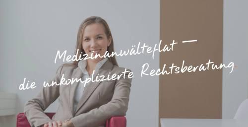 MedizinanwälteFlat – Beratung durch den Fachanwalt in der Healthcare-Branche
