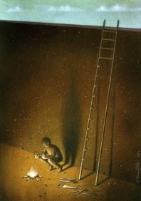 ladderasfirewood