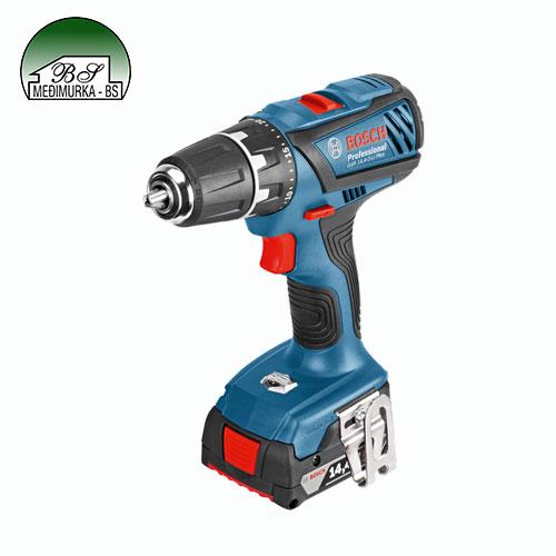 Akumulatorska bušilica-izvijač GSR 14,4-2-LI Plus