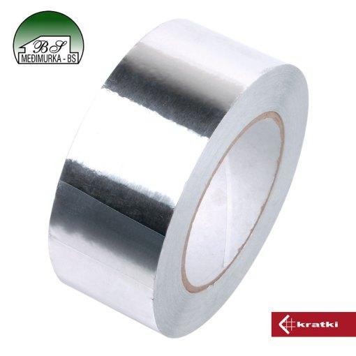 Aluminijska samoljepljiva izolacijska traka do 170°C