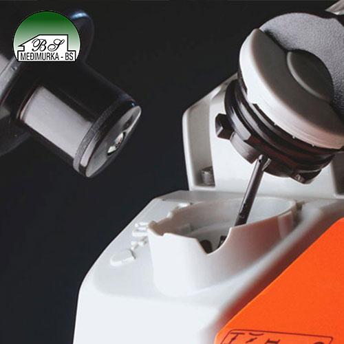 STIHL MS 261 čep za spremnik goriva