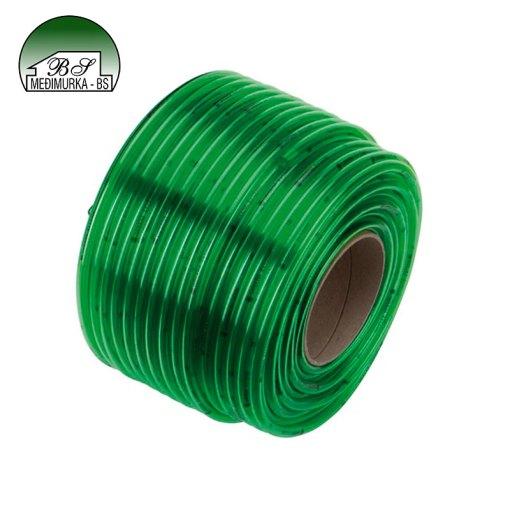 Zeleno prozirno crijevo