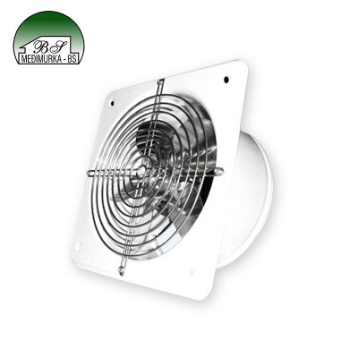 WB-S aksijalni ventilator