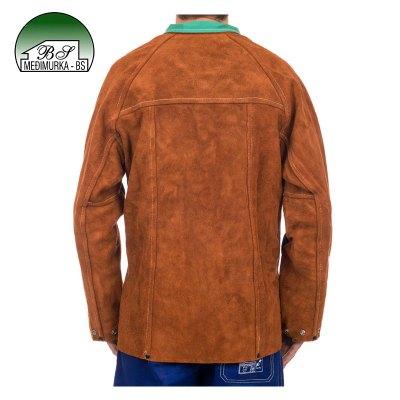 Kožna jakna za zavarivanje - puna STEERSOtuff