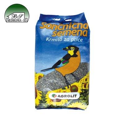 suncokretove sjemenke šarene