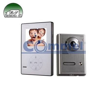 Video portafon u boji 4 Commel