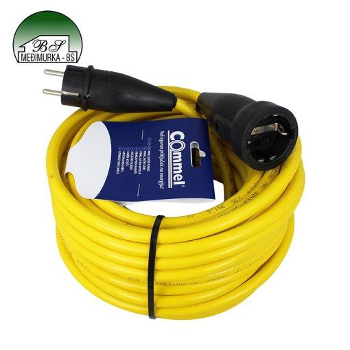 Produžni kabel, žuti